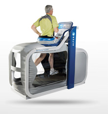 AlterG in Use